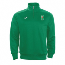Clonard Water Polo Combi Gala 1/4 Zip - Green Adults 2018